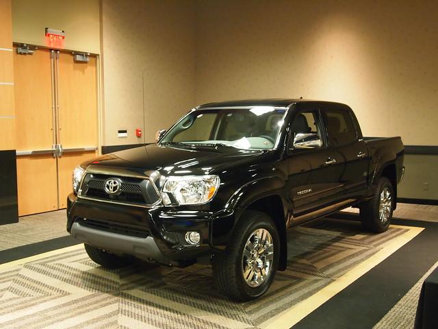 """new model tacoma ntea """"toyota trucks"""" """"toyota"""" truckproductconference tacoma"""""""