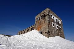 Carpathian Mountains (Gjabu) Tags: snow mountains landscape ukraine whiteelephant carpathian    chornohora   meteorologicalobservatory  a