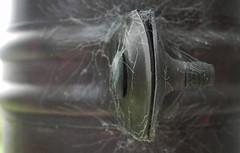 Bolt (Selqet) Tags: macro screw spider nikon september cobweb bolt coolpix closeups vite ragno tela p100 ragnatela bullone 2013 selqet