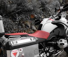 Black Forest 2013 139 (skullwull) Tags: colour motorcycles motorbike bmw gsa motorbikes selective motorrad gs1200 wintonmassif