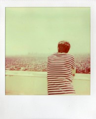 (teacup_dreams) Tags: california usa project polaroid los angeles observatory griffith impossible