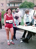 Cranhill Fun Run with winner 1980s