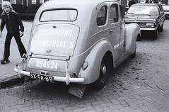 Ford Prefect 1951 (TedXopl2009) Tags: ford amsterdam prefect insulindeweg riouwstraat sx5889