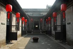 Classic Courtyard