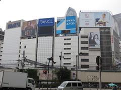 13C (55.4F) - Shinjuku (Ogiyoshisan) Tags: tourism japan advertising japanese tokyo shinjuku journey    streetsnap