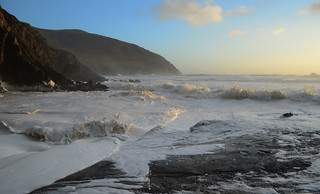 Coumeenole beach with cream:)
