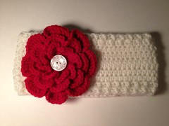 Headbands and such by PLHill (Sensational64) Tags: flowers crochet headbands earwarmers uploaded:by=flickrmobile flickriosapp:filter=nofilter