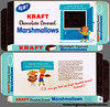"Kraft Candy Kitchens - Chocolate Covered Marshmallows - candy box - Marathon printer package sample - 1962 • <a style=""font-size:0.8em;"" href=""https://www.flickr.com/photos/34428338@N00/11991599184/"" target=""_blank"">View on Flickr</a>"
