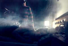 1...2....freddys coming for you (Clinton lofthouse Photography) Tags: composite photoshop dark movie scary fear manipulation icon horror cinematic freddy freddykrueger darkart nightmareonelmstreet