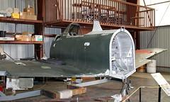 Mitsubishi A6M5 Reisen (Zero) N46770 (ChrisK48) Tags: airplane reisen aircraft zero cno planesoffame a6m chinoca kcno n46770 chinoairport mitsubishia6m5 cn61120
