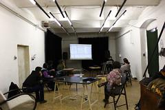 """Workshop: Sound / Sound design / Sound handling • <a style=""""font-size:0.8em;"""" href=""""http://www.flickr.com/photos/83986917@N04/12876546594/"""" target=""""_blank"""">View on Flickr</a>"""