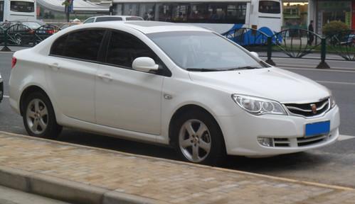 Roewe 350 China 2012-05-01