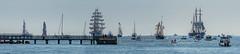 Sailing the Bay 2 (4myrrh1) Tags: ocean sailboat canon boats rebel bay virginia sailing ship ships norfolk va sail virginiabeach 2012 chesapeakebay t3i opsail efs55250