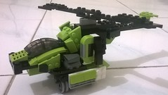 a (ezrawibowo) Tags: robot lego transformer scifi creator mecha mech moc foitsop alternatebuild legoformer powermech