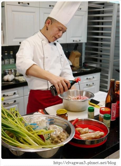 豆油伯廚藝教室-邱寶郎師傅-客家米苔目煎肉餅-17