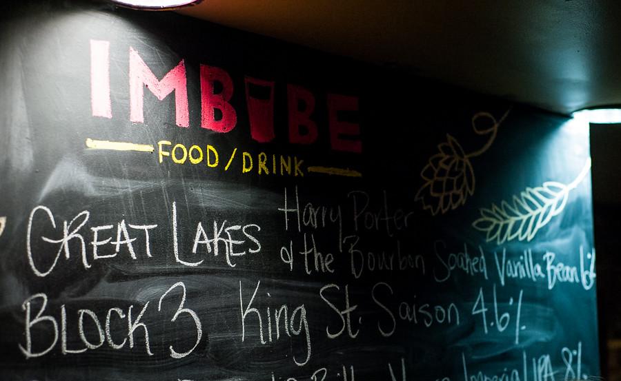 Imbibe - Open Jam 068