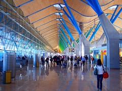 Terminal 4 (Madrid-Barajas LEMD-MAD) (TheWaldo64) Tags: madrid mad t4 terminal4 lemd madridbarajas