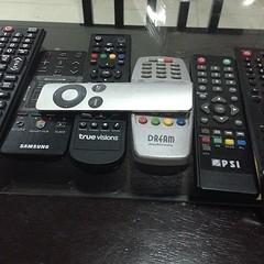 นี่มัน Remote ที่เราใช้ดู TV เหรอวะเนี่ย