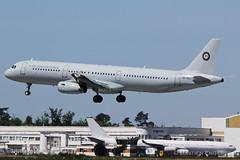 CS-TRJ - Airbus A321-231 - Belgian Air Force - CN 1004 (Bastien Spotting Aviation) Tags: cn force air airbus belgian bastien 1004 a321231 engerbeau cstrj