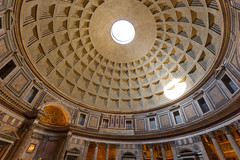 Pantheon, Rome (stshank) Tags: italy pantheon roman rome architecture cupola dome travel
