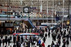 Britain's Busiest Station (petermarsh91) Tags: west london south rail trains waterloo network