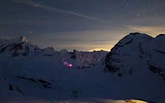 Blick auf Gemmipass von der Lmmerenhtte (saendu) Tags: schweiz valais skitour le