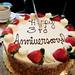 Friday Coffee Club 3rd Anniversary Cake