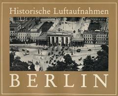 Historische Luftaufnahmen Berlin 1983  cover (janwillemsen) Tags: berlin bookcover