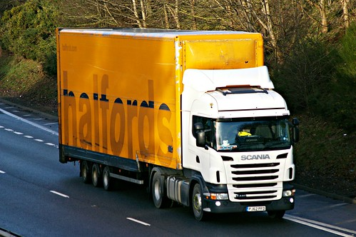 SCANIA R440 - HALFORDS