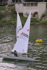 Sunday on the Seine (oxfordblues84) Tags: france sailboat river europe sailing botticelli riverseine seineriver laseine riverboatcruise chatou roadscholar croisieurope roadscholartour chatoufrance msbotticelli