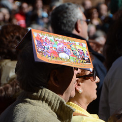 Carnaval Madrid 02 (Cazador de imgenes) Tags: madrid street plaza carnival winter espaa photo spain nikon villa carnaval streetphoto invierno carnevale espagne spanien spagna karneval spanje spania  2015 spange chirigotas streeyphotography d7000