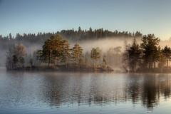 Valaam (misus1504) Tags: sunset lake landscape dawn russia karelia breaking valaam ladoga