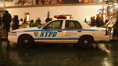 NYPD Crown Victoria (NBKPhotography) Tags: new york ny slr ford chevrolet smart highway suburban tahoe police nypd victoria vision chevy vic crown hd express van fusion silverado signal federal department siren gmc patrol undercover unmarked p71 savana
