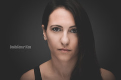 Elisa (Beenox-davidegennari.com) Tags: girls woman canon studio eyes sigma 2770 70d approvato removedfromstrobistpool incompletestrobistinfo seerule2