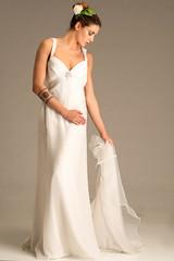 Beautiful Bride (petia.balabanova) Tags: wedding portrait white flower girl beautiful fashion tattoo studio bride model dress style ritratto matrimonio 2470mm nikond800