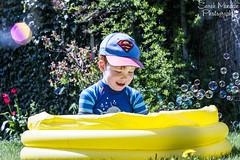8th May - My Sunday (sminchin1977) Tags: water garden bubbles ethan paddlingpool mysunday mayphotoadaychallenge fmsphotoaday