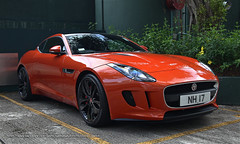 Jaguar, F-Type, Tseung Kwan O, Hong Kong (Daryl Chapman Photography) Tags: auto china road windows hk cars car photoshop canon photography hongkong eos drive is nice automobile driving power wheels engine fast automotive headlights gas daryl ii 1d brakes british jaguar petrol autos grip rims f28 hkg fuel sar drivers horsepower chapman tko mkiv topgear bhp 2470mm tseungkwano cs6 nh17 ftype worldcars darylchapman
