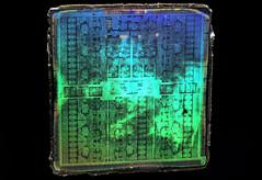 NVIDIA@28nm@Kepler@GK110_A1@GeForce_GTX_Titan@1251A1_NFF528.MOW_GK110-400-A1___Stack-DSC04727-DSC04758_-_ZS-retouched-1 (FritzchensFritz) Tags: macro vintage focus die open shot a1 stacking cpu titan makro supermacro package ti wafer kepler cracked core processor gpu fokus geforce nvidia gtx 780 prozessor supermakro focusstacking lenstagger heatspreader stackshot dieshot fokusstacking stackrail gk110 dieshots waferdie wafershot gpupackage gpudie