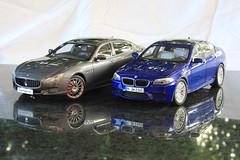 IMG_2719 (Alex_sz1996) Tags: f10 bmw m5 maserati gts 118 paragon quattroporte autoart