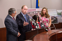 A Press Conference 2016-05-25 DMV Motor Voter (15 of 17) (srophotos) Tags: state senator westport redding len danbury sherman bethel weston wilton newcanaan ridgefield fasano newfairfield statesenatortoniboucher statesenatormichaelmclachlan ctdmvmotorvoter