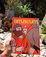 amuseum magazine (Claire_Sambrook) Tags: magazine printed amuseum stackmagazines printisnotdead