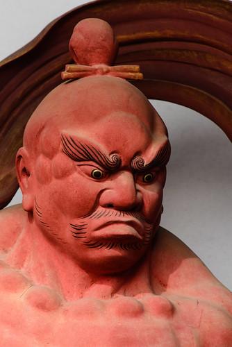 Sakura-motobō Niō 仁王