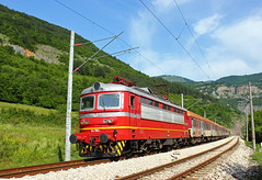 Refreshed, Re-geared (Krali Mirko) Tags: railroad train transport rail railway bulgaria locomotive