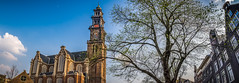 Westerkerk, Amsterdam (andrewhardyphotos) Tags: travel panorama holland netherlands amsterdam westerkerk sigma1750mmf28exdcoshsm nikond7200