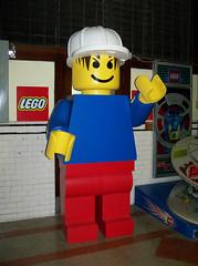 OH Bellaire - Toy & Plastic Brick Museum 106 (scottamus) Tags: ohio sculpture statue lego display exhibition roadside bellaire attraction belmontcounty toyplasticbrickmuseum