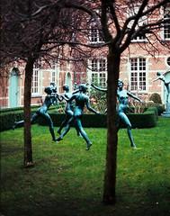 Danse Bohmienne - Mechelen, Jan/2015 (r_kargov) Tags: kodak ektar 100 canon f1 fd 50mmf14 ssc pakon f135 analog film