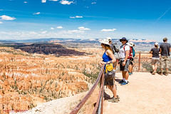 Inspiration Point - Bryce Canyon National Park (mikerhicks) Tags: travel arizona people usa southwest nature geotagged outdoors photography utah spring unitedstates desert hiking adventure event backpacking bryce brycecanyon inspirationpoint marblecanyon brycecanyonnationalpark onemile geo:country=unitedstates geo:state=utah camera:make=canon exif:make=canon exif:aperture=10 geo:city=bryce exif:lens=1835mm exif:isospeed=100 exif:focallength=21mm canoneos7dmkii camera:model=canoneos7dmarkii exif:model=canoneos7dmarkii sigma1835f18dchsma geo:lat=3761338167 geo:lon=11216886333 geo:lat=37613381666667 geo:lon=11216886333333 geo:location=brycecanyon