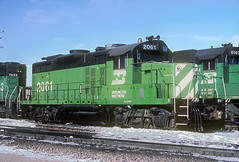 BN GP20 2061 (Chuck Zeiler) Tags: bn gp20 2061 railroad emd locomotive chz chuck zeiler