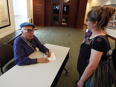 DSCF7735 (dishfunctional) Tags: city public juan library poet kansas felipe laureate herrera
