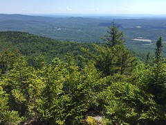 IMG_1644 (daach14@sbcglobal.net) Tags: usa vermont nature outdoor green photo trip travel sky blue woods trees forest beauty life moutain rock rocks view iphone6 panorama